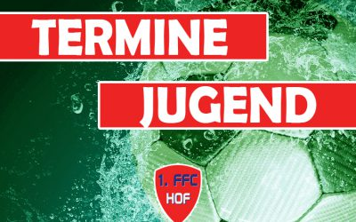 U17 startet Zuhause in neue Bayernligasaison – U16 muss auswärts ran
