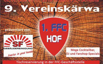 Kärwa-Zeit beim FFC !