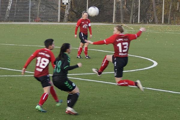 FFC im Pokalviertelfinale