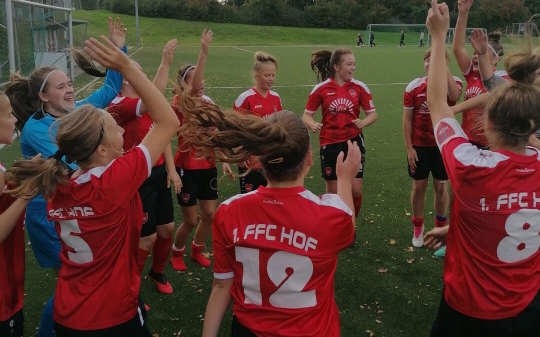 U17 mit Heimsieg gegen Forstern